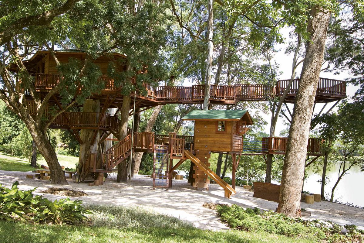 Las casitas del rbol m s espectaculares del mundo s - Casitas del bosque ...