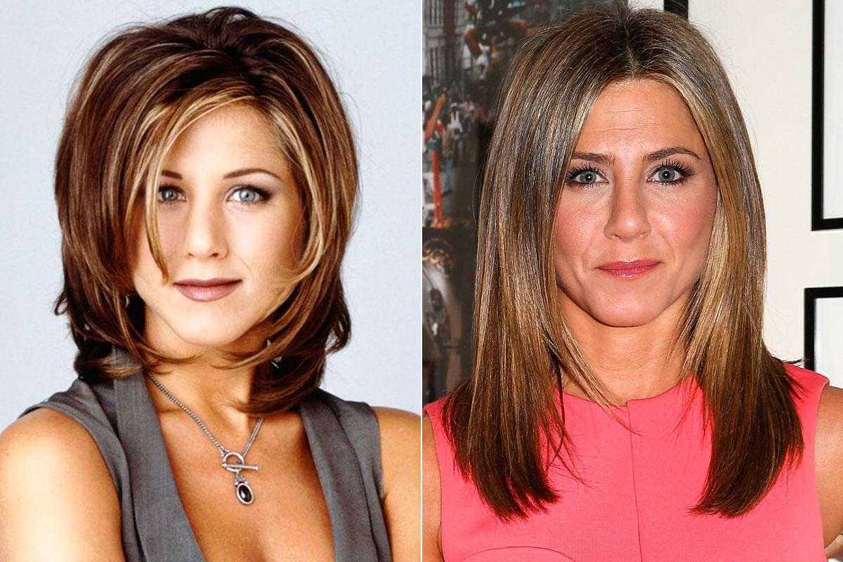 El antes y el despu s de las cejas de las 39 celebrities for Extensiones antes y despues