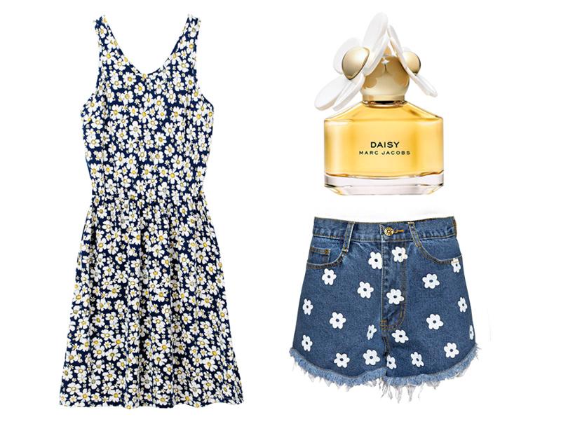 shopping prendas y accesorios margaritas estampado primavera 2015