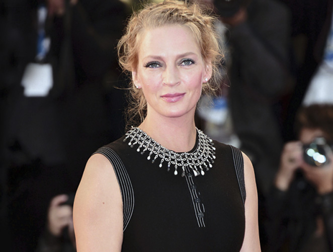 Uma Thurman será presidente en Cannes