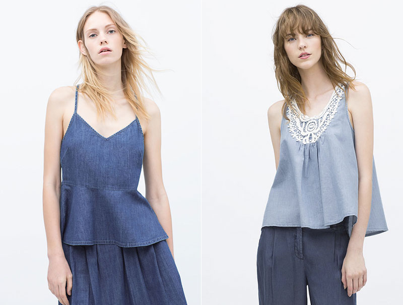 cover chambray