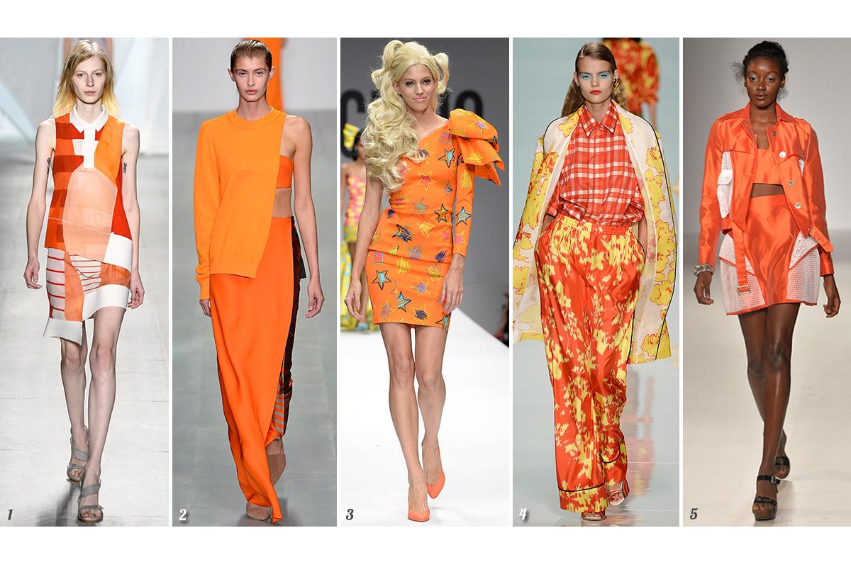 M s de 110 ideas para vestir de naranja - Como conseguir color naranja ...