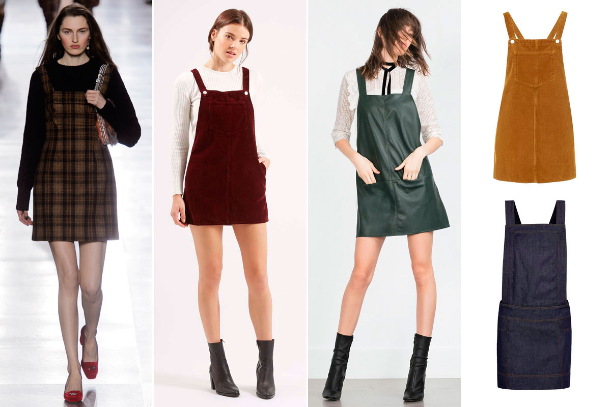 Las 17 tendencias de las que no escapar s este oto o - La moda de otono ...