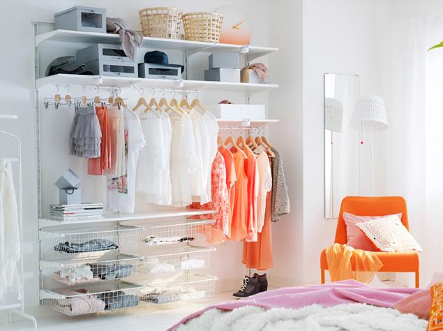 Elimina el caos en el armario y dormirás mejor   S Moda EL PAÍS